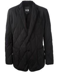 Blazer Acolchado Negro de Y-3
