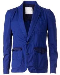 Blazer azul de Sacai