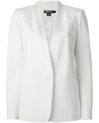 Blazer blanco de DKNY