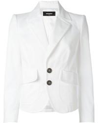 Blazer Blanco de Dsquared2