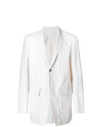 Blazer Blanco de Rick Owens