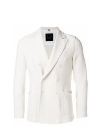 Blazer cruzado blanco de T Jacket