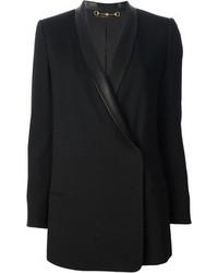 Blazer Cruzado Negro de Gucci