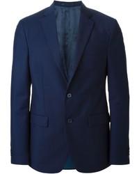 Blazer de lana azul marino de Acne Studios