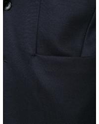 Blazer de Lana Azul Marino de Jil Sander