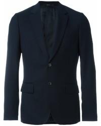Blazer de lana azul marino de Paul Smith