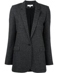 Blazer de lana en gris oscuro de IRO