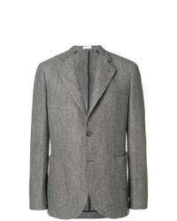 Blazer de lana gris de Boglioli