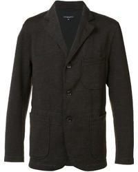 Blazer de Lana Marrón Oscuro de Engineered Garments