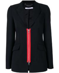 Blazer de lana negro de Givenchy
