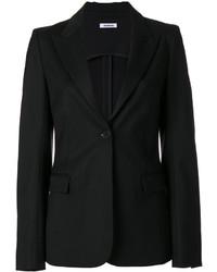 Blazer de lana negro de P.A.R.O.S.H.