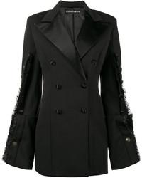 Blazer de lana negro de Y/Project