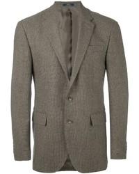 Blazer de lana verde oliva de Polo Ralph Lauren