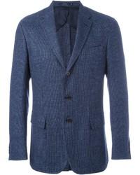 Blazer de lino azul marino de Polo Ralph Lauren