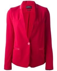 Blazer de seda rosa de Isabel Marant
