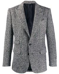 Blazer en negro y blanco de Dolce & Gabbana