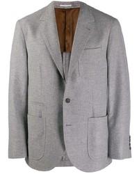 Blazer gris de Brunello Cucinelli