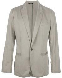 Blazer gris de Dolce & Gabbana