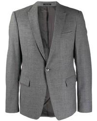 Blazer gris de Giorgio Armani Pre-Owned
