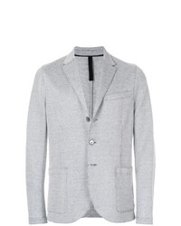 Blazer Gris de Harris Wharf London