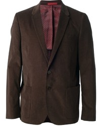 Blazer Marrón Oscuro de Paul Smith