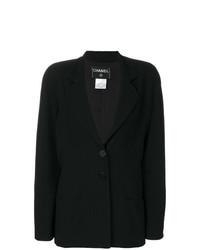 Blazer negro de Chanel Vintage