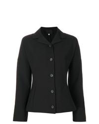 Blazer negro de Dolce & Gabbana Vintage
