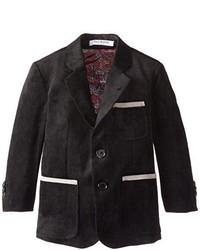 Blazer negro de Isaac Mizrahi