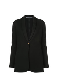 Blazer negro de Rosetta Getty
