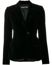 Blazer Negro de Tom Ford