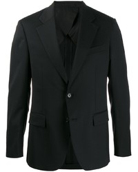 Blazer negro de Versace