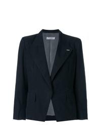 Blazer negro de Yves Saint Laurent Vintage