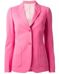 Blazer rosa de Agnona