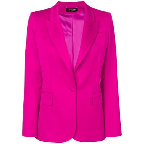 more photos ac873 54004 MEX$19,221, Blazer rosa de Styland