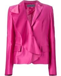 Blazer rosa de Ungaro