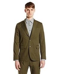 Blazer Verde Oliva de CADET Clothing