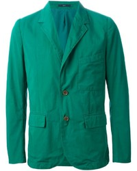 Blazer Verde de Paul Smith