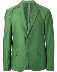 Blazer Verde de Salvatore Ferragamo