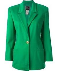 Blazer Verde de Versace