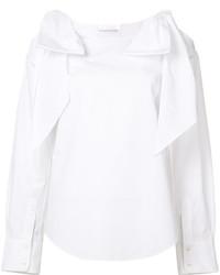 Blusa blanca de Chloé