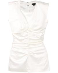 Blusa blanca de Isabel Marant
