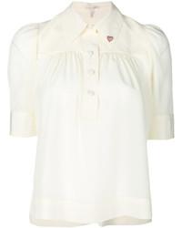 Blusa Blanca de Marc Jacobs