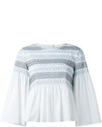 Blusa celeste de See by Chloe