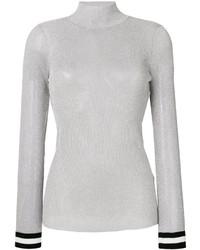 Blusa de lana gris de Rag & Bone