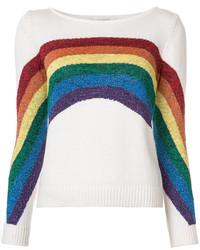 Blusa de punto blanca de Marc Jacobs