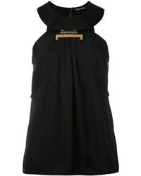 Blusa ligera negra de Tom Ford