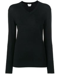 Blusa negra de DKNY