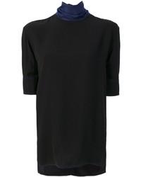 Blusa negra de Marni
