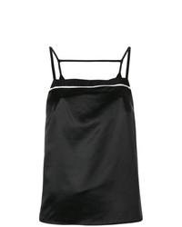 Blusa sin mangas negra de Zeus+Dione
