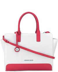 Bolsa Tote Blanca de Armani Jeans